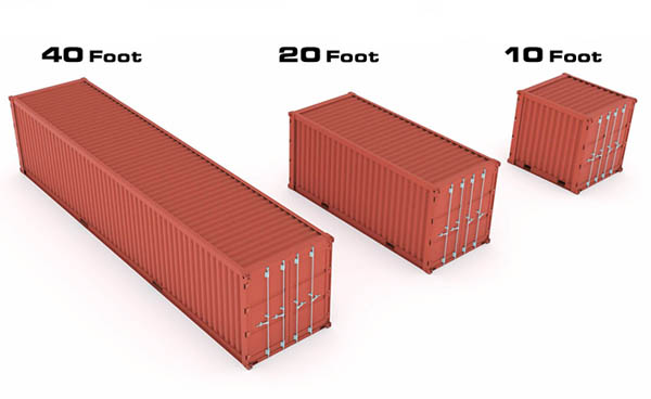 standard container image
